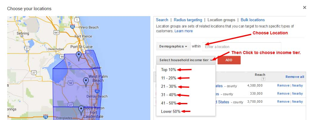 adwords-target-by-income-select-income-tier